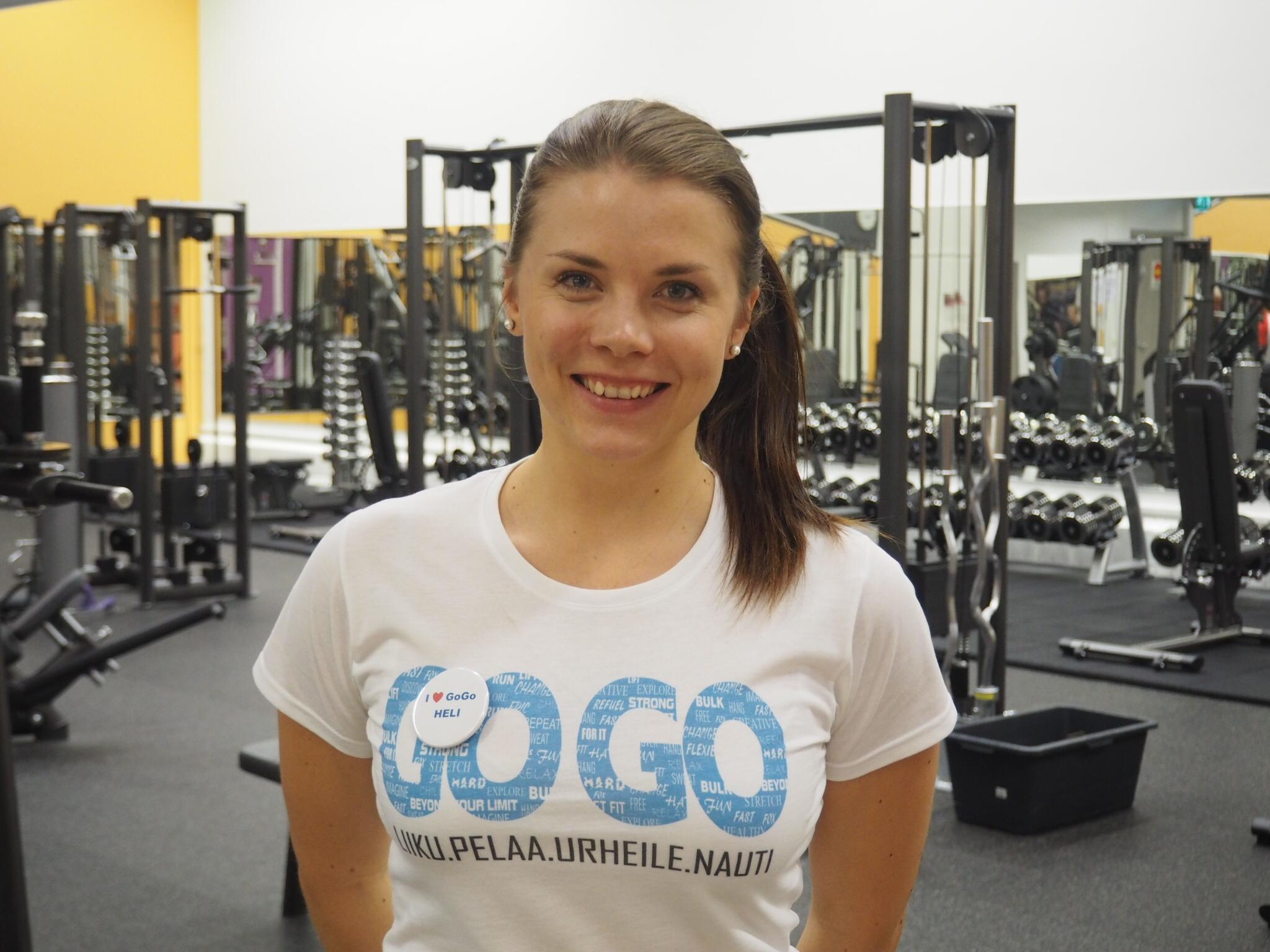 gogo personal trainer kokemuksia Iisalmi
