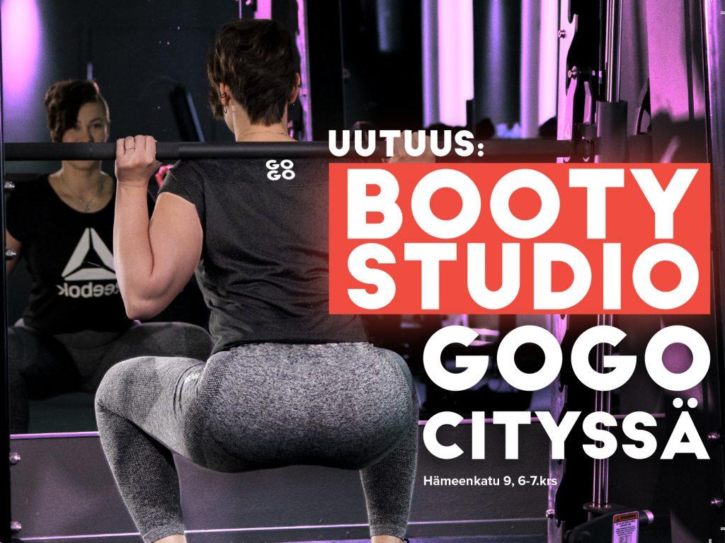 booty studio gogo city
